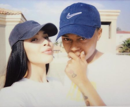 meet A-Reece's beautiful girlfriend, Rickelle Jones